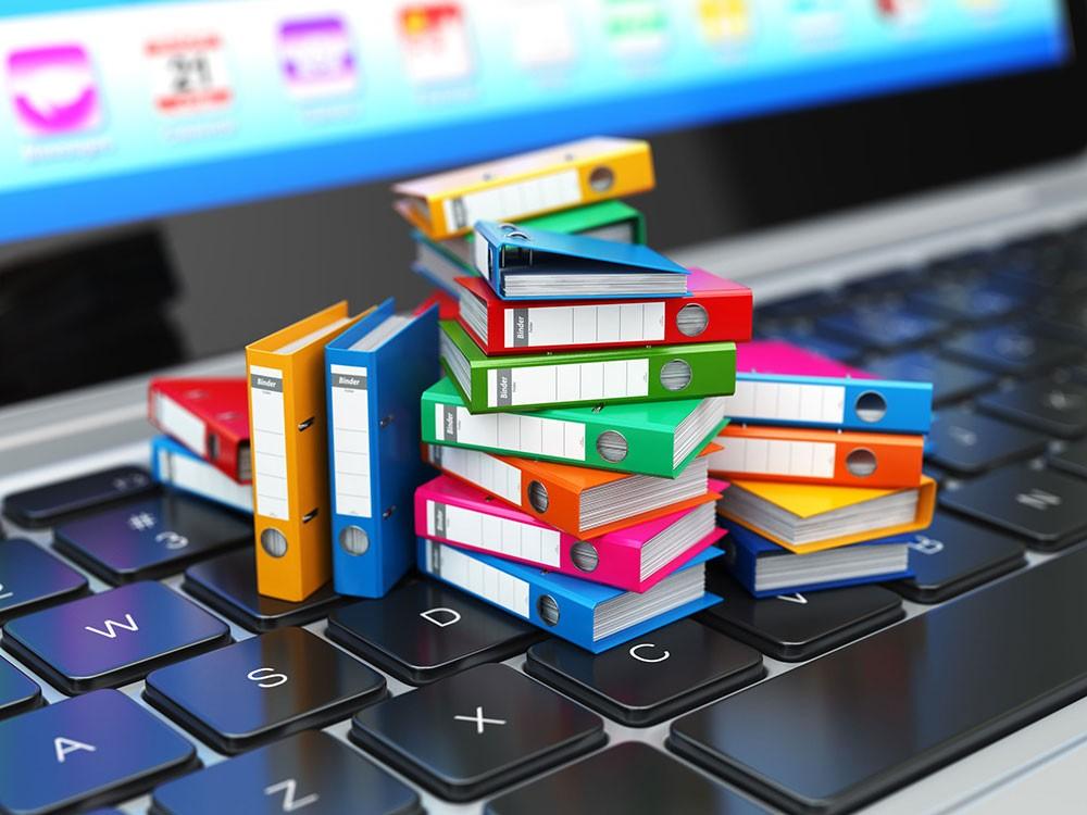 ארכיון מסמכים ממוחשב לניהול יעיל של בתים משותפים